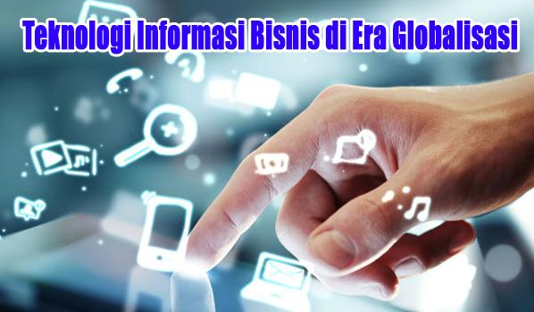 teknologi informasi untuk bisnis