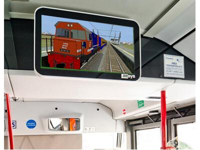 Info Aplikasi Tracking Kereta Api Siap Diluncurkan